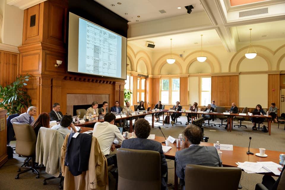 "image الذكرى العاشرة لبرنامج ""الإصلاح والديمقراطية في العالم العربي""  –  لجامعة استنافورد"